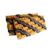 Sezamky Amki v hořké čokoládě Agros 30g - 12ks