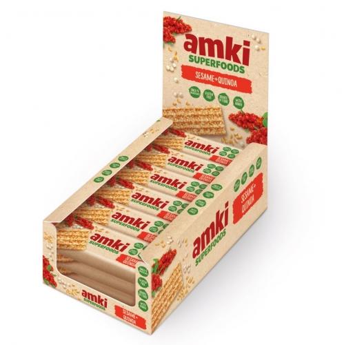 Sezamky AMKI SUPERFOODS s quinoou Unitop 33g