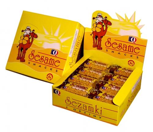 Sezamky sezamové Agros 30g