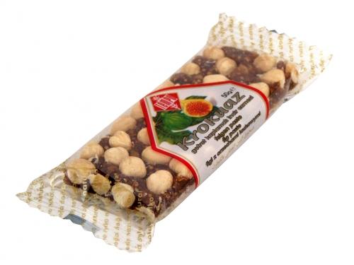 Fíková tyčinka s lískovými ořechy Tempo 50g